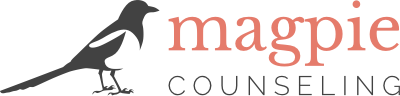 Magpie Counseling, Northwest Arkansas Retina Logo